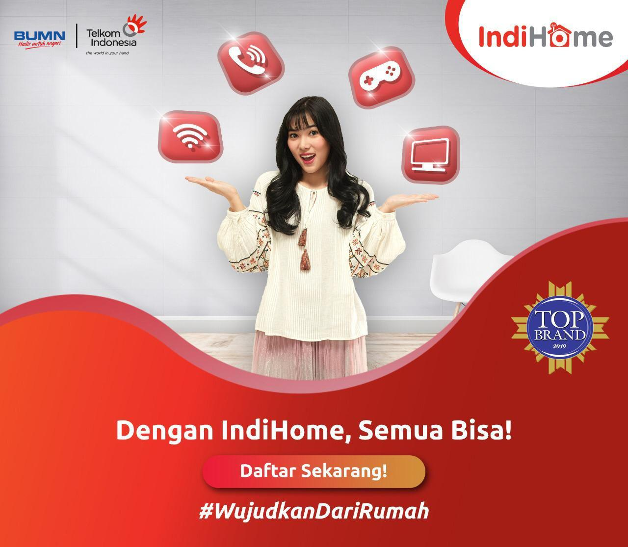 kode referral indihome