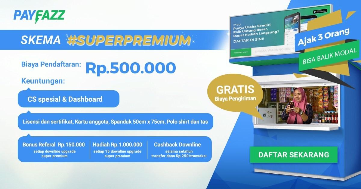 # Kode Referral payfazz Mei 2020 - Majas.id