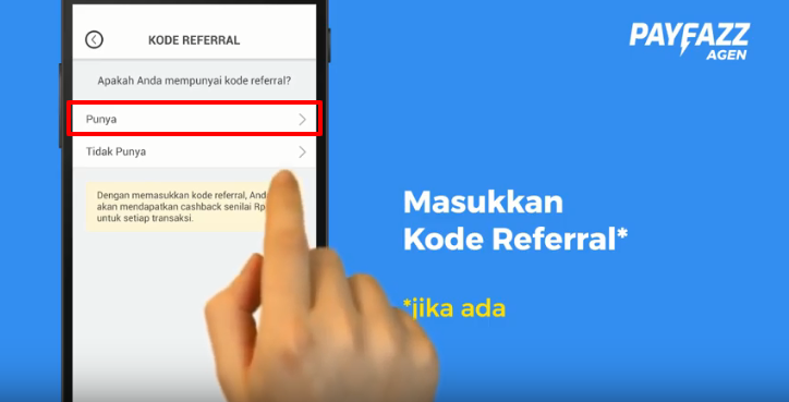 kode referral payfazz