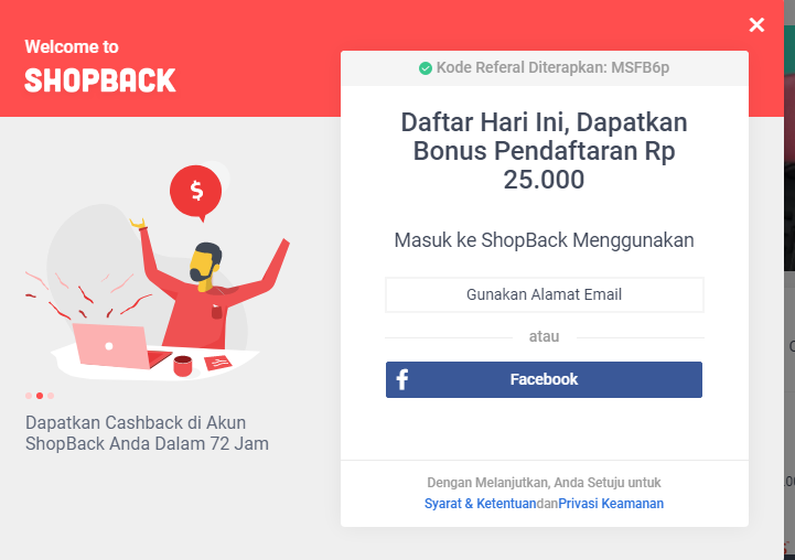 kode referral shopback terbaru 2020