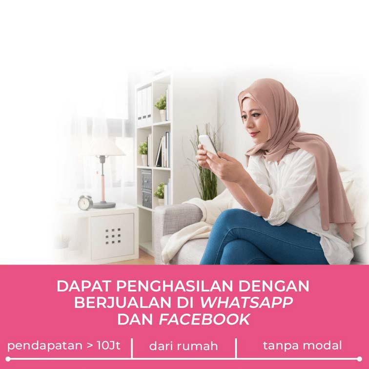 Cara Jualan Online Tanpa Modal dan Stok Barang - Majas.id